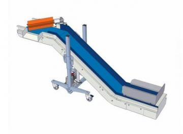 Virginio Nastri Swan Neck Conveyors