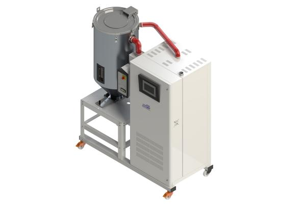SB Plastics Dehumidifying Dryer