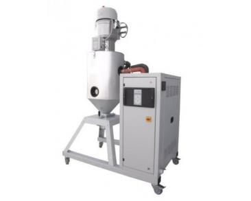 desiccant dehumidifying dryer plastic material dryer