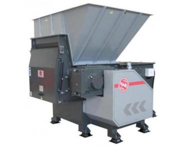 single shaft shredders plastic material shredders