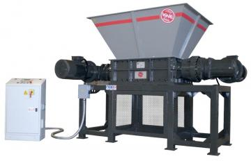 twin shaft shredders plastics shredders